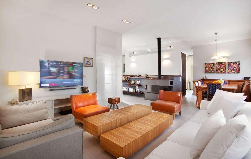 עיצוב דירות גדולות