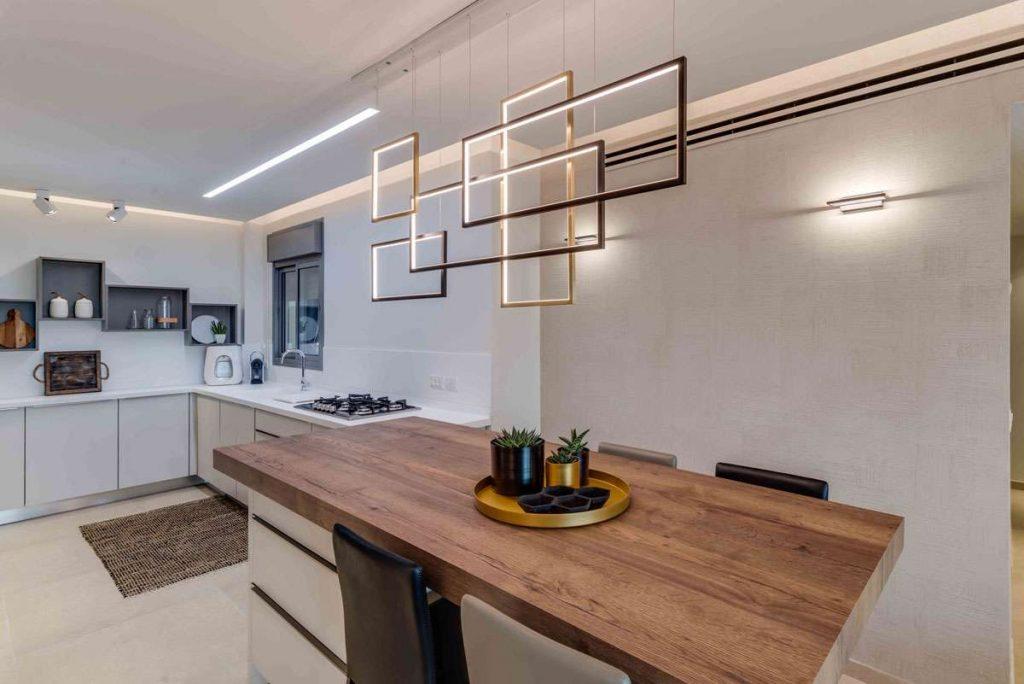 עיצוב דירות יוקרה