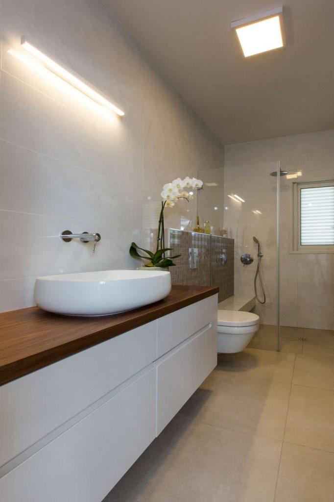 עיצוב חדר אמבטיה רעננה
