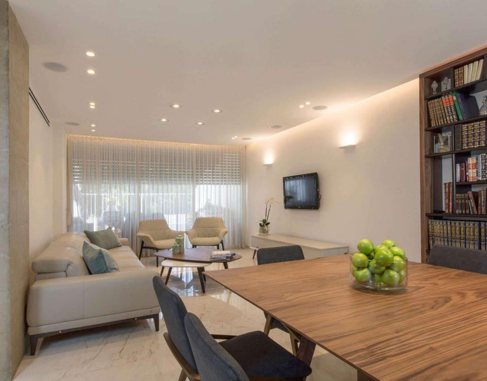 עיצוב דירה ברעננה