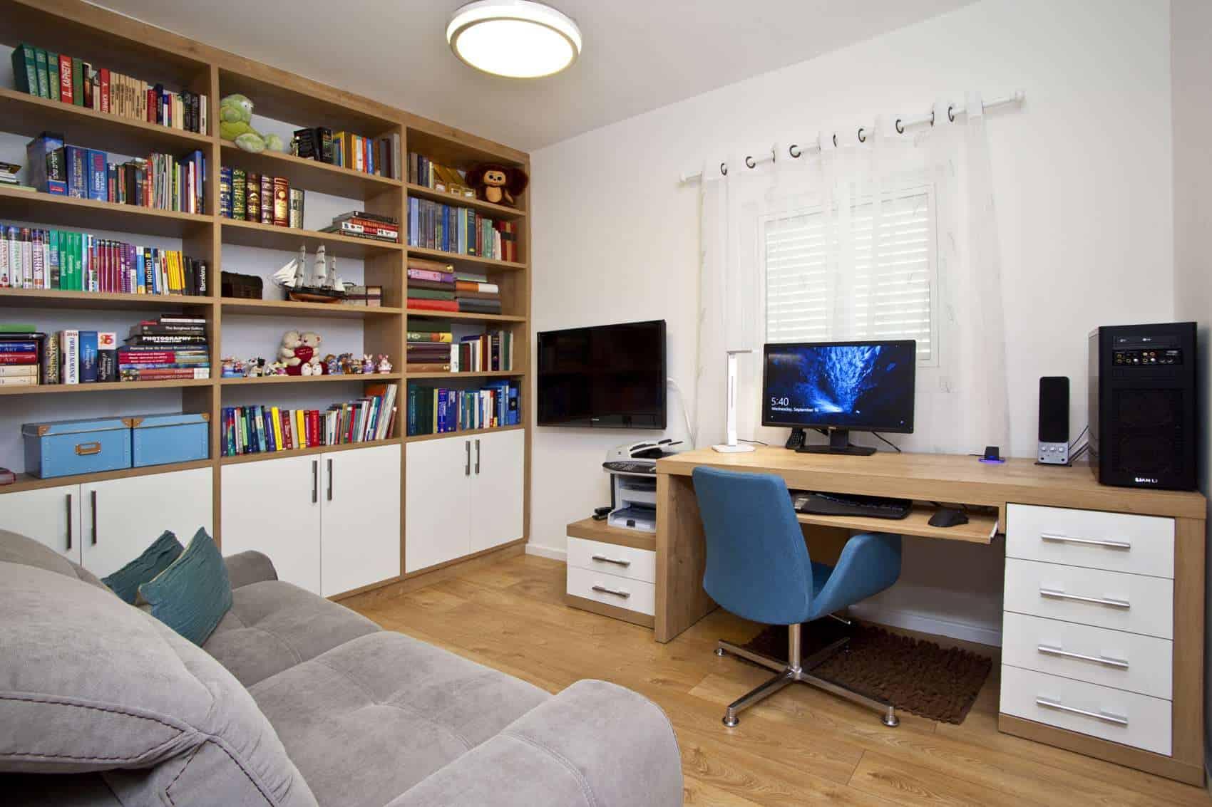 עיצוב דירה קטנה בראשון לציון