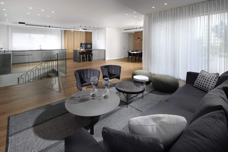 עיצוב ותכנון דירות יוקרה