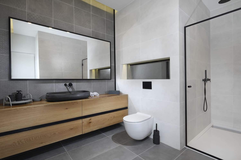 עיצוב חדר אמבטיה יוקרתי