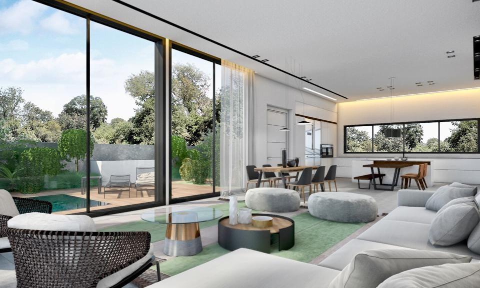 עיצוב בית פרטי - באר טוביה