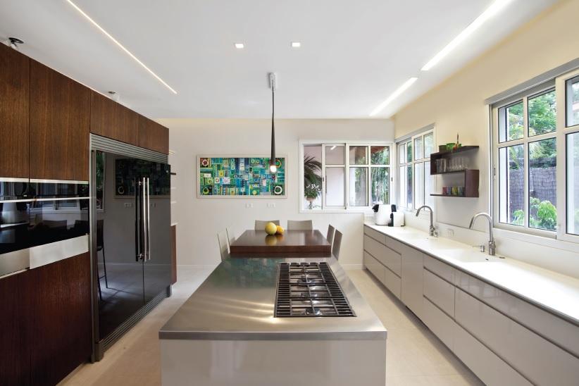 עיצוב בית פרטי בשרון